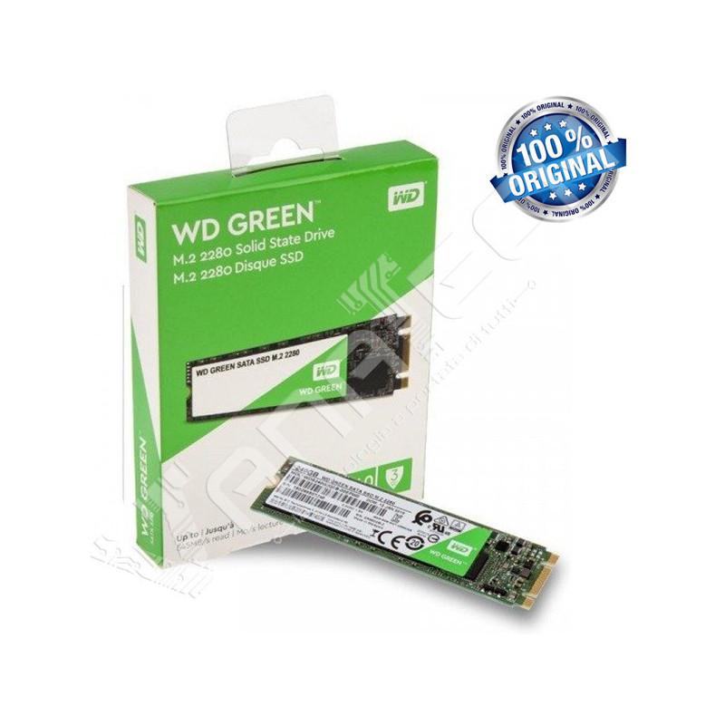 WESTERN DIGITAL GREEN SSD...