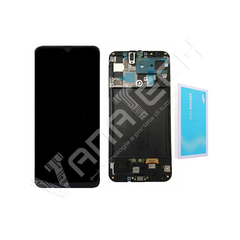 DISPLAY LCD + FRAME SAMSUNG...
