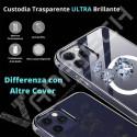 CASE TECNO ATX GAMING TECNO TC-K3 VENTOLE LED BLU LATERALE TRASPARENTE