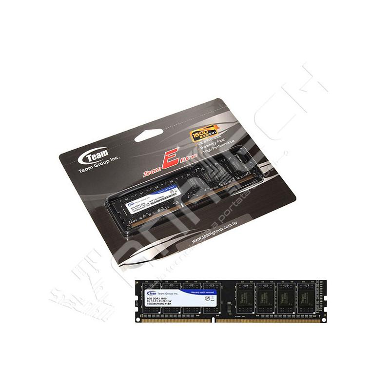 MEMORIA RAM DDR3 8GB PC...