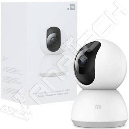 IP CAMERA XIAOMI MI HOME SECURITY 360° 1080P WIFI BIANCO ALEXA GOOGLE HOME