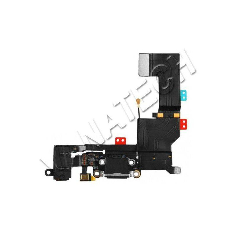TOUCH SCREEN VETRO SCHERMO + LCD DISPLAY ASSEMBLATO PER IPHONE 4G NERO