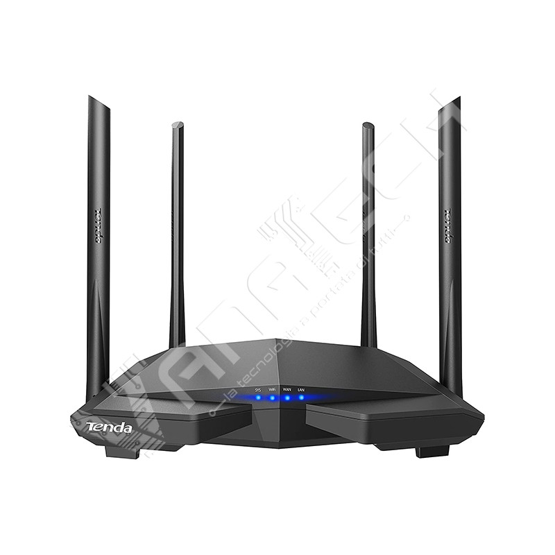 ROUTER TENDA AC6 1200MBPS...