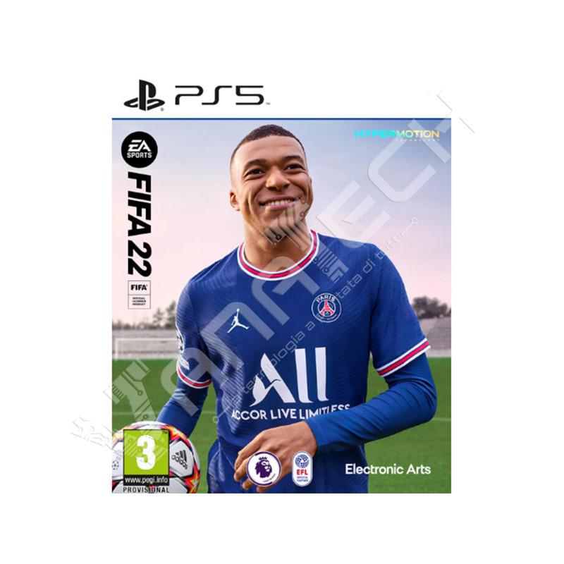 EA SPORT FIFA 22...