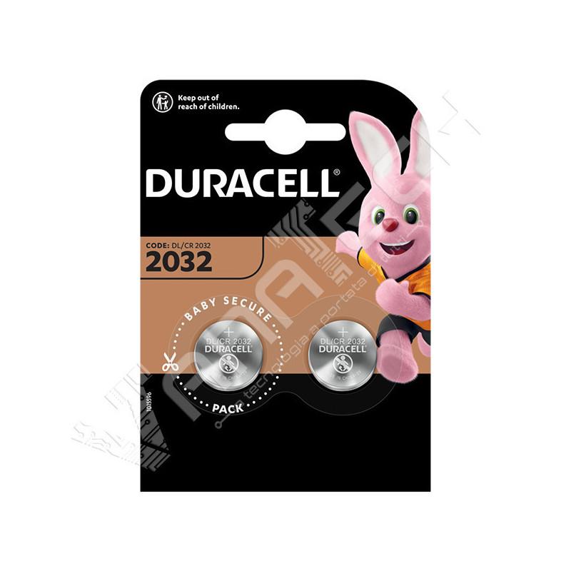 DURACELL BATTERIA CR2032 /...