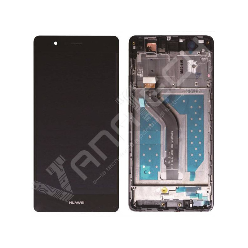TOUCH SCREEN PER APPLE IPAD MINI A1432 A1454 A1455 WiFi 3G VETRO BIANCO TASTO HOME