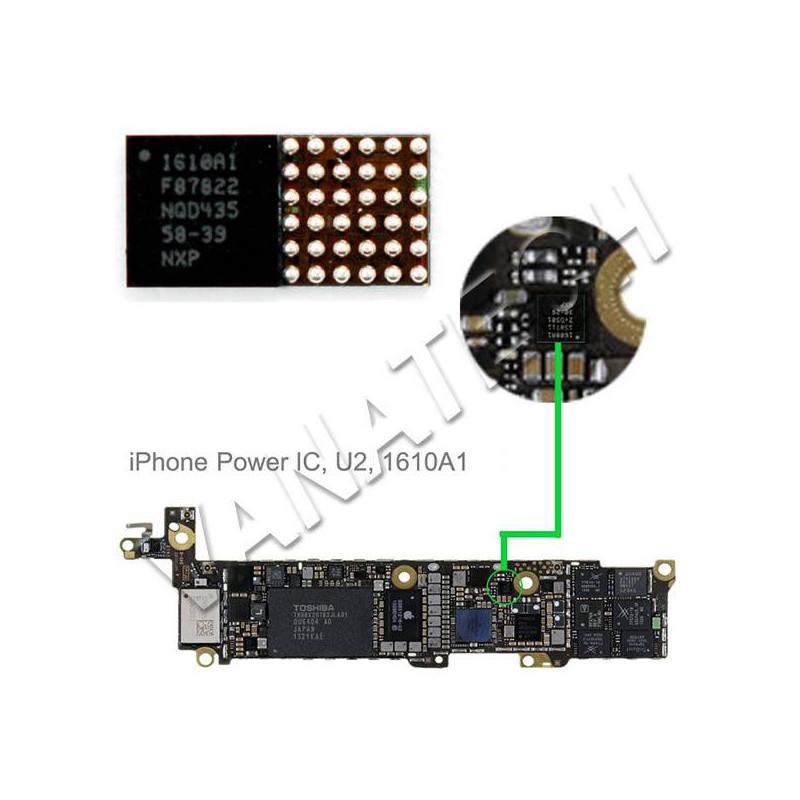 U2 1610A1 IC CONTROLLER...