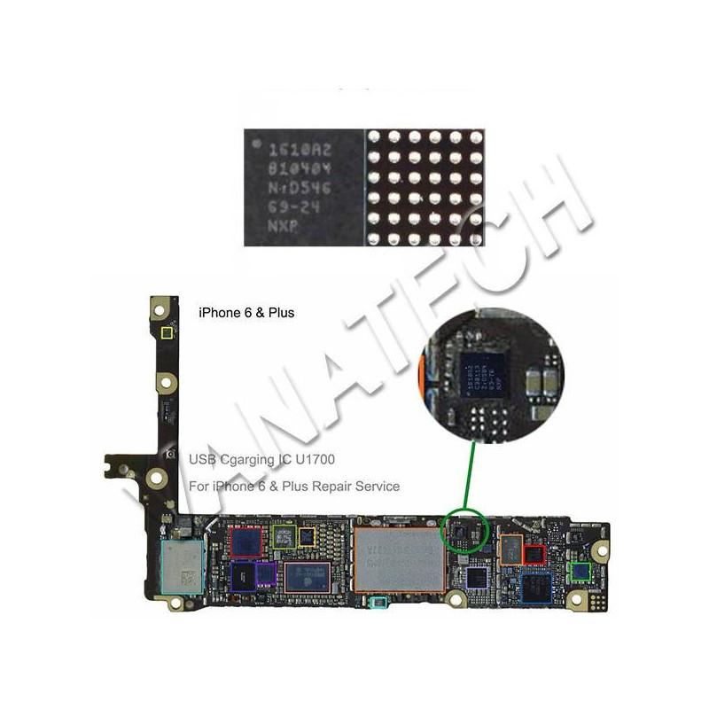IC 1610A2 U1700 CONTROLLER...