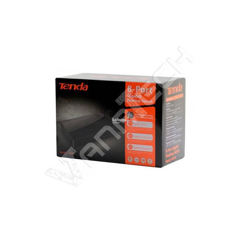 Switch Tenda Soho SG108, 8...