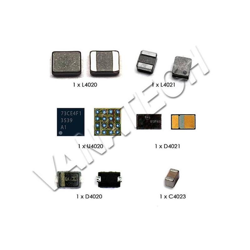 MIDDLE FRAME TELAIO CENTRALE POSTERIORE RETRO PER SAMSUNG GALAXY S5 SM-G900F