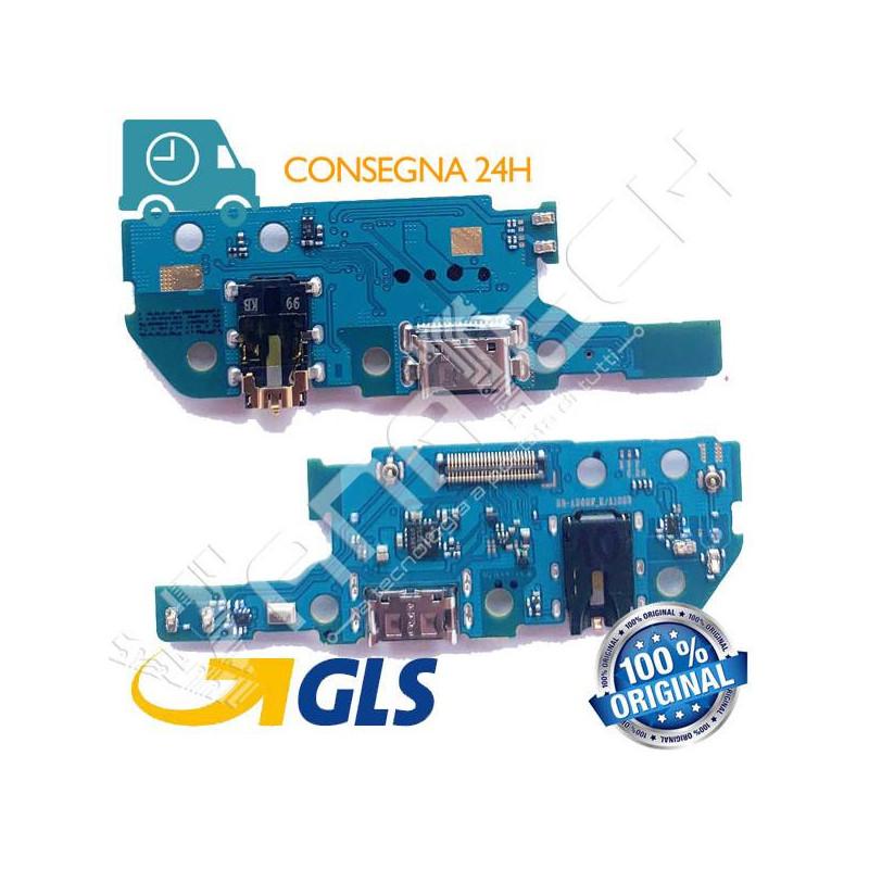 MODULO LETTORE SLOT SIM + MICRO SD CARD SAMSUNG GALAXY S4 i9500 FLEX